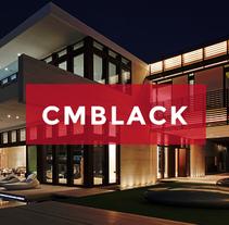 CMBlack. Um projeto de Web design de Felix Mijares         - 12.03.2016