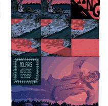 Polaris comic. Un proyecto de Ilustración y Comic de Adam Kozinski         - 14.07.2015
