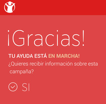Save the children, app & website UI. A Art Direction, Graphic Design, Web Design, and UI / UX project by Maria Luisa Rivero Rodriguez - Mar 16 2016 12:00 AM