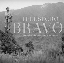 DOCUMENTAL TELESFORO BRAVO. A Film, Video, and TV project by Sonia Celdran Campos         - 15.03.2016