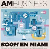 REVISTA TR MÉXICO. Miami&relojes. Un proyecto de Ilustración, Diseño editorial y Diseño de producto de Del Hambre         - 16.03.2016
