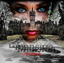 Mi Proyecto del curso: Retoque de Película (La Mansión - Leandro González Oyuela). A Film, Video, TV, and Film project by Leandro González Oyuela         - 17.03.2016