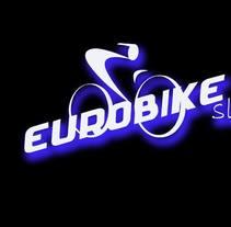 Flyer Eurobike Madrid. A Graphic Design project by Elena  Ojeda Esteve - 24-02-2015