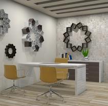 Sport Center.. Um projeto de 3D e Design de interiores de Andreina Teixeira         - 22.03.2016