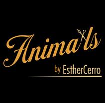 Rediseño de la marca Anima'ls Griona. Un proyecto de Diseño, Br, ing e Identidad y Diseño gráfico de marta CondomPujol         - 23.03.2016
