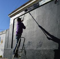 MURALISMO. Um projeto de Artesanato, Pintura e Arte urbana de Rafa Ramos         - 27.03.2016
