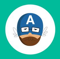 Web Professional en Bootstrap. Um projeto de Web design e Desenvolvimento Web de Ivan Sala Valero         - 02.04.2016
