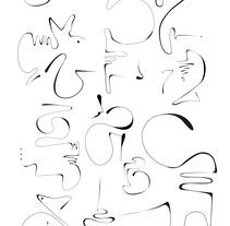 TIPOGRAFÍA. Un proyecto de Diseño, Diseño gráfico, Tipografía, Escritura y Sound Design de Fourg Jessica         - 02.04.2016