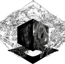 Hipercubo. A Design&Illustration project by Mª Concepción Tomás Rivera         - 03.04.2016