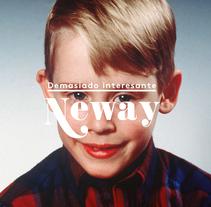 Neway > Editorial . A Editorial Design project by Sara Sánchez Fernández - 10.07.2015
