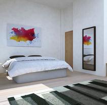 Ocio Doméstico. Um projeto de Design, 3D, Arquitetura de interiores e Design de interiores de Blanca Sánchez Valero         - 05.04.2016