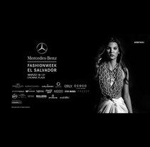 Mercedes-Benz Fashion Week SV 2015 official photo campaign. Um projeto de Publicidade, Fotografia e Moda de Leo Scaff         - 01.03.2015