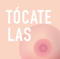 Contra el cáncer de mama > Campaña. Um projeto de Publicidade e Design gráfico de Sara Sánchez Fernández         - 10.04.2016