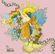 Mi Proyecto del curso: Técnicas de Ilustración y composición realista para prensa. Un proyecto de Diseño y Comic de Fabio Diaz S - 11-04-2016