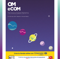 Catálogo OMExpo 2015. A Editorial Design, and Graphic Design project by Laura Manso         - 19.04.2016