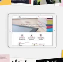 Visualmaniac digital bookstore. Un proyecto de UI / UX, Diseño de la información y Desarrollo Web de Gemma Busquets - 21-04-2016