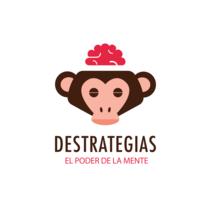 Diseño corporativo | Destrategias. Un proyecto de Diseño gráfico de Paula Ruiz Pinilla         - 24.04.2016