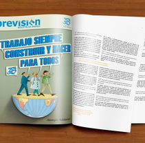 Portada para revista ipapedi. A Design project by finarfin2010         - 26.04.2016