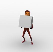 23 - SETUP DE PERSONAJES 3D . Un proyecto de Cine, vídeo, televisión, 3D, Animación, Diseño de títulos de crédito y Diseño gráfico de CIFO l'Hospitalet         - 28.04.2016
