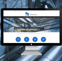 Sitio Web Acero Forma. A Web Development project by As Diseño Diseño Web Monterrey         - 01.05.2016