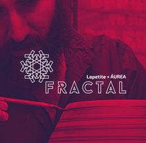 Fractal. A Br, ing, Identit, and Street Art project by Christian Pacheco - 10-05-2016