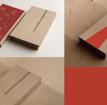 MR. ANDERSON - BRANDING. A Br, ing&Identit project by Isabel Saez Perez - 15-12-2014