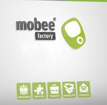 Web Mobee Factory. A Graphic Design, Interactive Design, UI / UX, and Web Design project by Niko Tienza - Jul 30 2014 12:00 AM