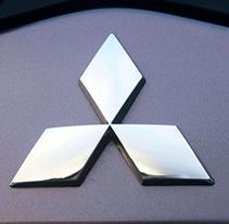 Stand MITSUBISHI Salón internacional del automóvil. Un proyecto de Instalaciones, Arquitectura, Dirección de arte y Diseño de interiores de creatividad y diseño  - 19-04-2014