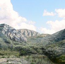 Mi Proyecto del curso: Matte Painting: creando mundos fotorrealistas. A Fine Art project by Raimon Guarro i Nogués - 06-06-2016