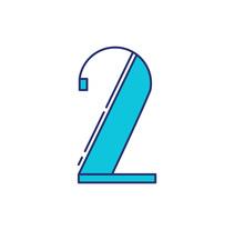 Números #36daysoftype 2016. Un proyecto de Ilustración, Diseño gráfico y Tipografía de Juana Tobaruela - 03-05-2016