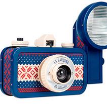 Lomogaphy La Sardina St. Moritz. A Product Design project by Ana Lourenco - 25-06-2016