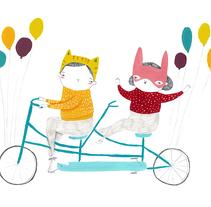 ilustración infantil. A Illustration project by Eva zurita gallego         - 23.07.2016