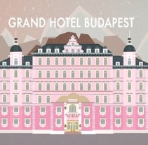 Building by Wes Anderson. A Animation project by Altea Llorodri         - 19.06.2016