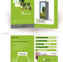 Carpeta y fichas. A Graphic Design project by M C         - 26.07.2016