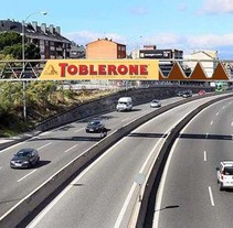 Propuesta Campaña Publicitaria Toblerone. A Marketing project by Luis Miguel Cortés Carballo - Aug 01 2016 12:00 AM