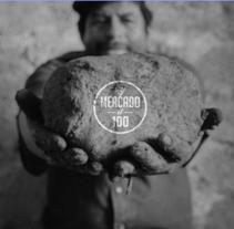 Mercado el 100. Un proyecto de Fotografía, Cine, vídeo, televisión, Cocina, Cine y Vídeo de Christian  Villafranca Bahena - 14-11-2015