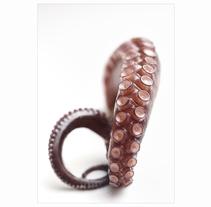 Tentáculo de pulpo. Um projeto de Fotografia de Facto Foto         - 10.08.2016