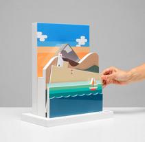 Muestrario Picglaze. Un proyecto de Diseño gráfico y Diseño de producto de Estudio Maba         - 15.08.2016