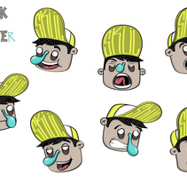 Plank&Pecker. A Animation, and Character Design project by Pablo Valverde  - 14-05-2016