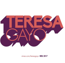 Teresa Gayo Reel. A Motion Graphics, Film, Video, and TV project by Teresa Gayo - 17-08-2016