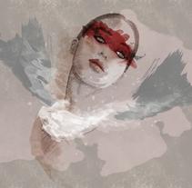 Mix Media. Um projeto de Ilustração e Artes plásticas de Carla Navarrete Rodríguez         - 17.08.2016