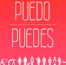 Empleo y Discapacidad 2015 - Propuesta de Imagen. Un proyecto de Diseño y Diseño gráfico de Nuria Muñoz - 28-08-2016