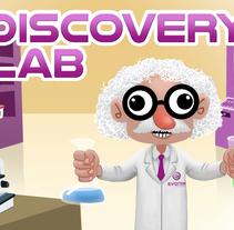 Discovery lab 2. A Illustration project by Francisco Javier García Landa         - 30.08.2016