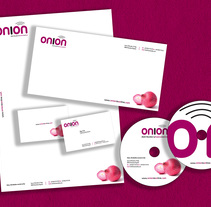 Onion. A Br, ing, Identit, and Graphic Design project by Pablo Barba         - 30.08.2016
