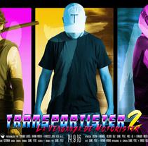 'TRANSPORTISTER 2: La Venganza de Motorister'. Um projeto de Cinema de Daniel Pérez Sánchez - 13-09-2016