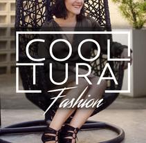 Logo Cooltura Fashion. A Design, and Fashion project by Sofía Beguería Gutiérrez         - 09.09.2016
