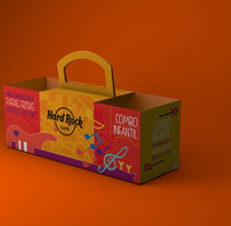 Packaging kids food. Un proyecto de 3D, Br e ing e Identidad de Carolina Salazar         - 12.09.2016