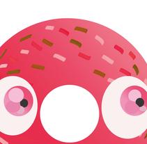 Piensa en chuches. Un proyecto de Diseño, Ilustración, Packaging y Diseño de producto de Nuria Rodríguez Guinudinik         - 19.06.2014