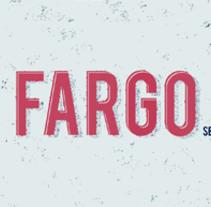 FARGO SEASON 2 (TRIBUTE) . Un proyecto de Cine, vídeo, televisión y Animación de sandra  clua (ginjol)         - 18.09.2016