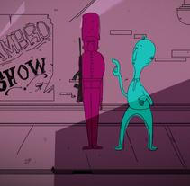 Insensible!. Un proyecto de Animación de Alejandro Cambronero - 18-09-2016